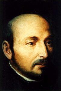 Portait de Ignace de Loyola
