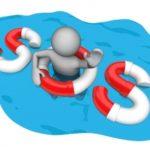 Visuel pour présenter le service du BAR (Bureau d'Aide à la Recherche) = SOS