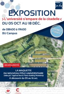 l'université s'empare de la citadelle oct 2015
