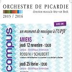 orchestre de picardie 12 nov 2015 Bu Campus 150