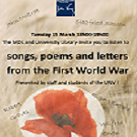 songs poems and letters 150
