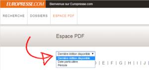 Europresse-EspacePDF-Date