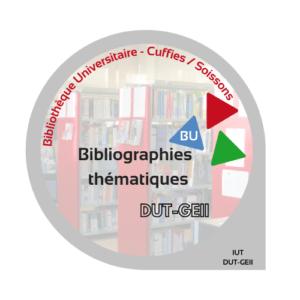 Visuel bibliographie thématiques GEII