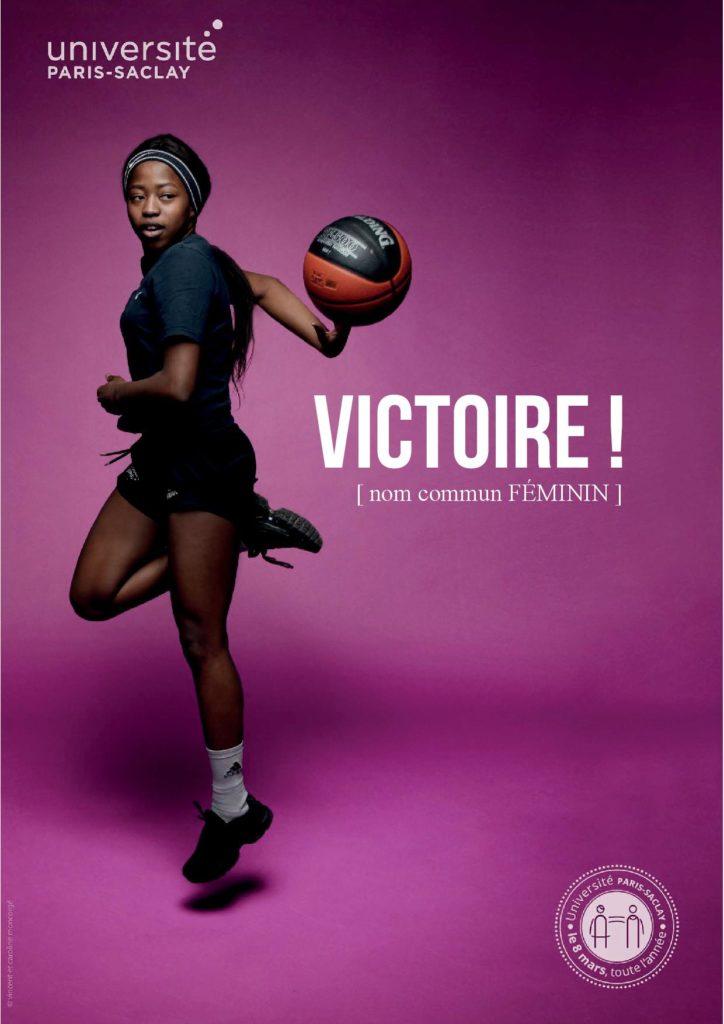 """Affiche exposition """"Victoire"""""""