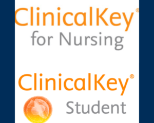 Logo base de données ClinicalKey