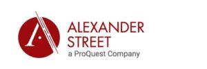 Logo 2021 Alexander street - christianity