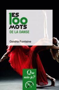 100 mots de la danse