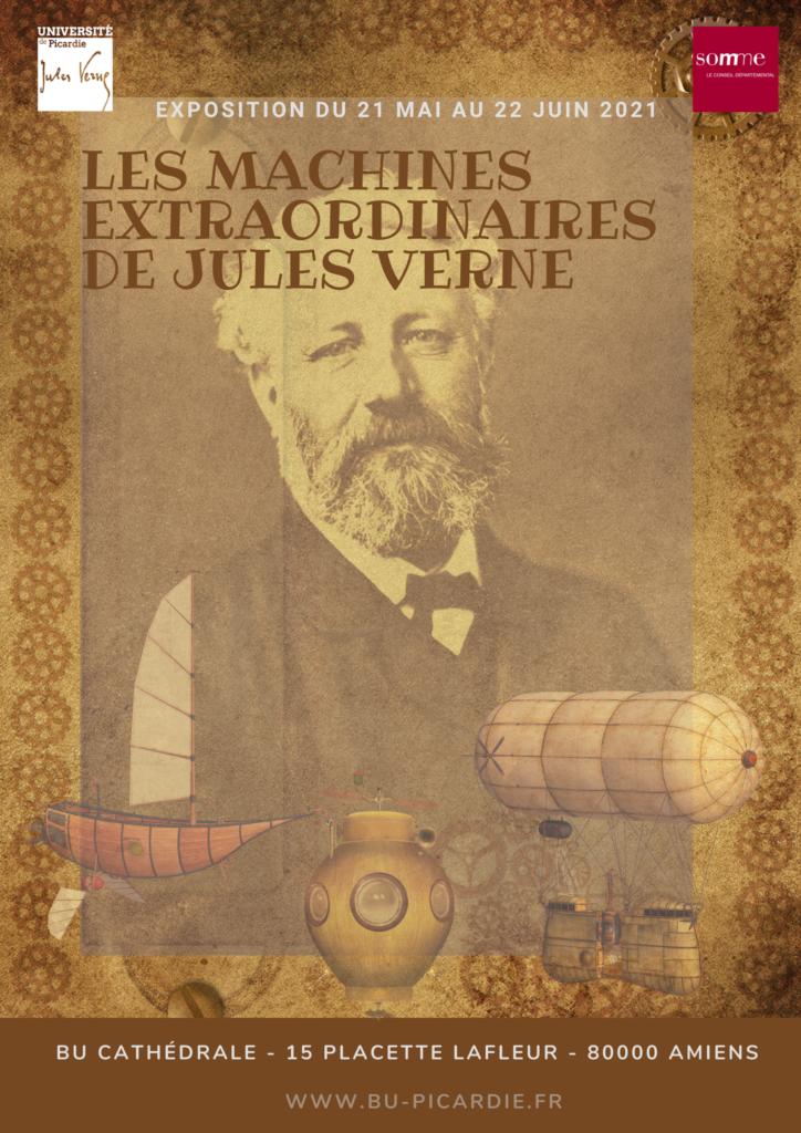 les machines extraordinaires de Jules Verne
