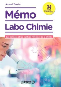 mémo labo chimie