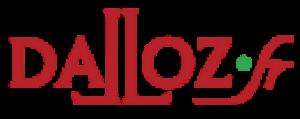 Logo 2020 Dalloz