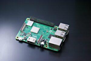 image d'un raspberry pi