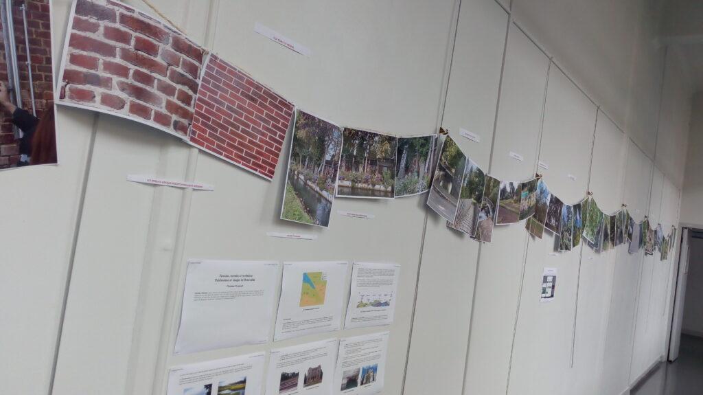 Exposition BU Inspé de Beauvais suite à la sorti NEET'Inspe Beauvais